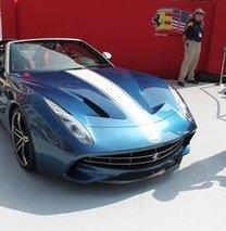 İşte Ferrari'nin yeni bebeği!