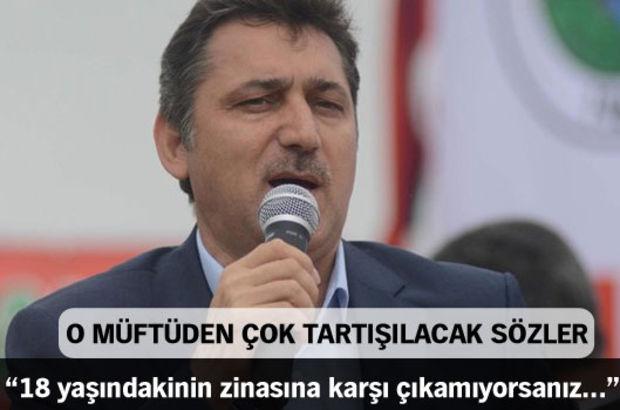 Samsun Müftüsü Hayrettin Öztürk'ten çok tartışılacak sözler: