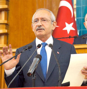 """Kılıçdaroğlu'ndan Davutoğlu'na yanıt: """"Belge mi istiyorsun, al sana belge"""""""