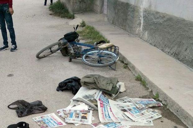 Adana'da Kürtçe gazete dağıtıcısı vuruldu