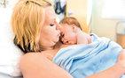 Yenidoğan bebeğin ilk 70 dakikası