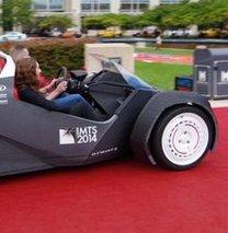 3D yazıcı ile otomobil üretildi!