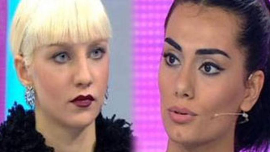 Ayşenur Balcı ile Nur Bozar'ın sert tartışması