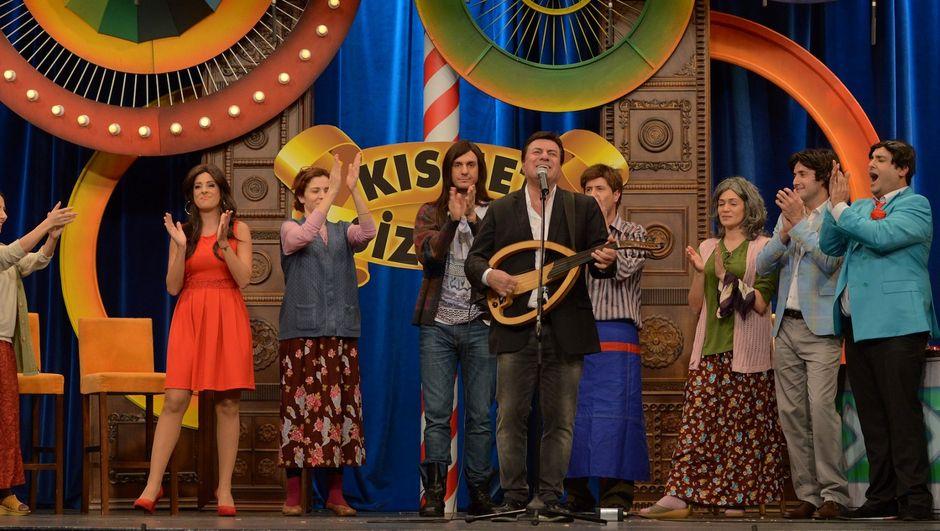 Güldür Güldür Show'da sürpriz konuklar