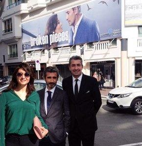 Cannes 'Paramparça'!