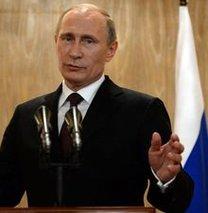 Putin'den doğalgaz açıklaması