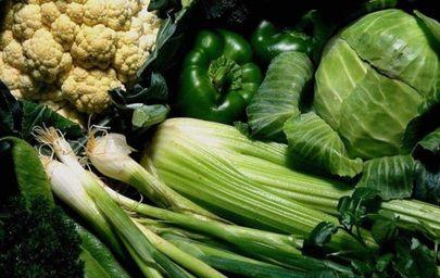 Yeşil sebzeler şifa deposu