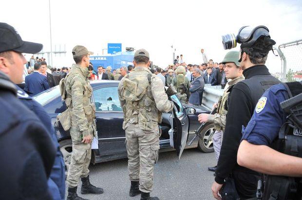 Şanlıurfa Suruç'un eski belediye başkanı Salih Tekinalp ve oğlu Sinan Tekinalp öldürüldü