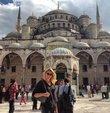 İstanbul'a hayran kaldı!