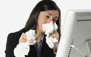 Astım ve kronik bronşitliler için en tehlikeli mevsim