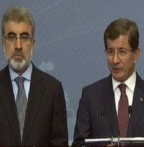 Başbakan Davutoğlu: Doğalgazın ulaşmadığı bir il kalmayacak