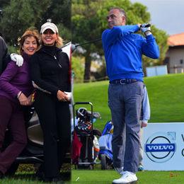 Golf tutkunları...