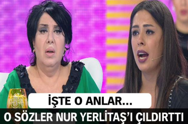 Ayşegül Doğan, Nur Yerlitaş'ı çıldırttı