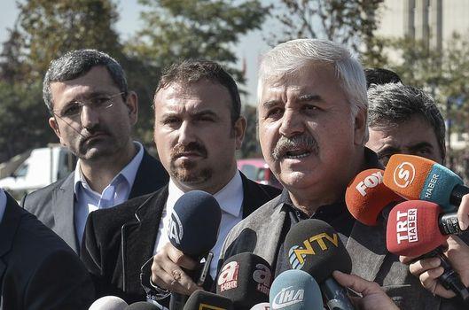Paralel operasyonu'nda yeni dalga, Ankara'da Paralel yapı operasyonu