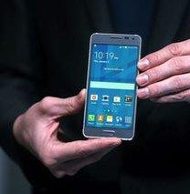İşte Samsung Galaxy Alpha!