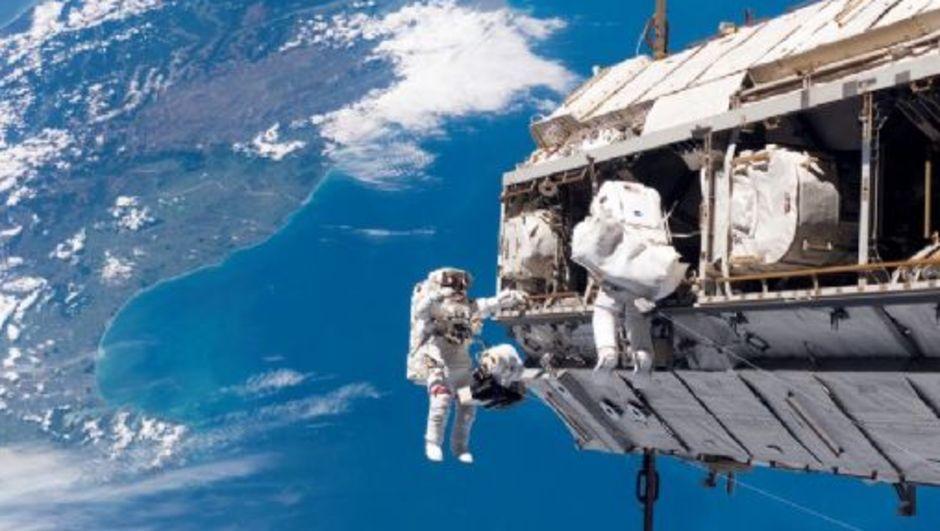 Uzayda yaşamak mümkün mü?