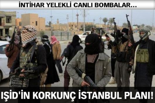 IŞİD bombacısı alarmı!