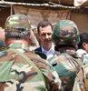 Esad'dan silah zoruyla seferberlik!