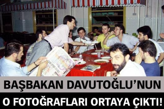 Davutoğlu'nun o fotoğrafları ortaya çıktı!