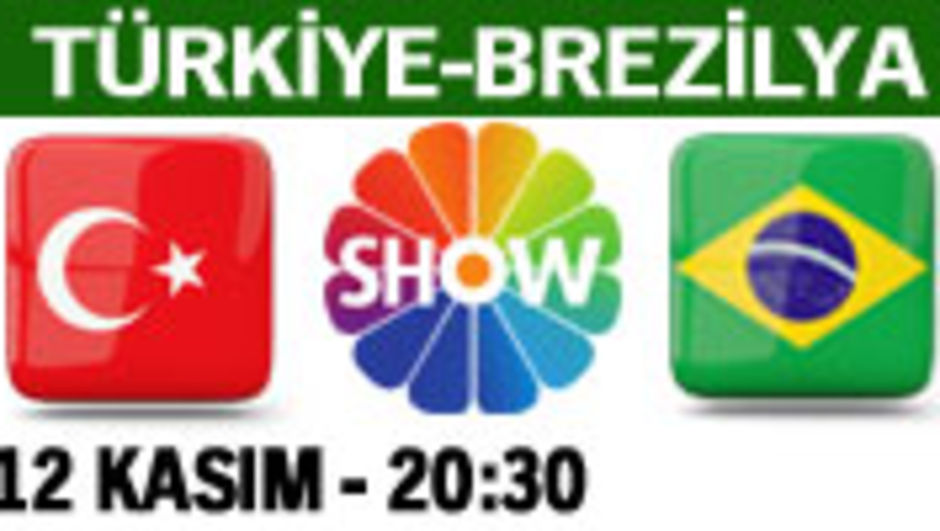 Dev maç SHOW TV'de