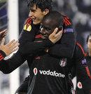 Beşiktaş borsada da 4 köşe