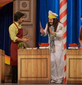 Sümer Ezgü, Güldür Güldür Show sahnesinde