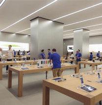 Türkiye'nin ikinci Apple Store'u!
