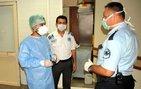 Bodrum'da Ebola paniği!