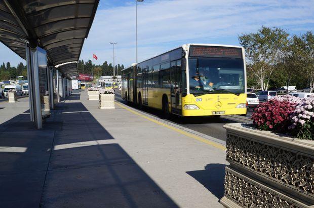 Metrobüs Vatan Durağı kullanılmıyor