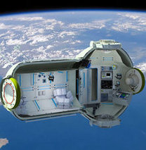 Uzay oteli geliyor!