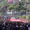 Konyalı şehit uzman çavuş Ramazan Gülle'yi onbinler uğurladı