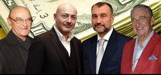 İşte Türkiye'nin en zengin aileleri!