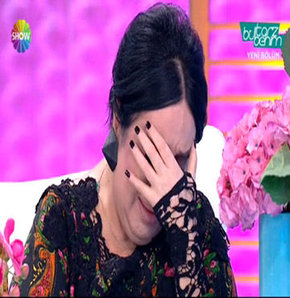 Nur Yerlitaş gözyaşlarına boğuldu!