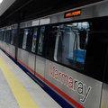 Marmaray 1 yılda 50 milyon yolcu taşıdı