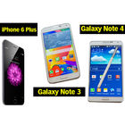 HANGİSİ EN İYİ? İPHONE 6 PLUS MI? YOKSA GALAXY'NİN NOTE CANAVARLARI MI?