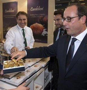 Hollande'den kestane şekerine tam not