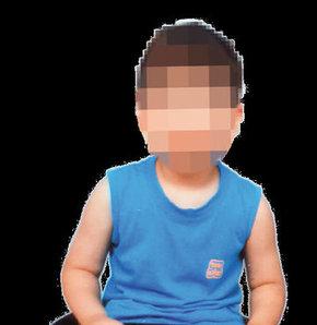 8 yaşındaki çocuğa aile boyu işkence!