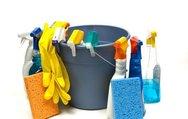 Temizlik malzemeleri sizi öldürebilir!