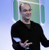 Android'in babası istifa etti