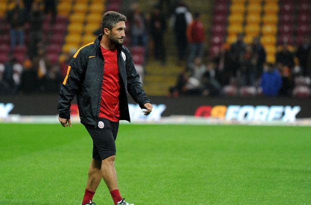 Sabri Sarıoğlu karşılaşmadaki performansıyla beğeni topladı.