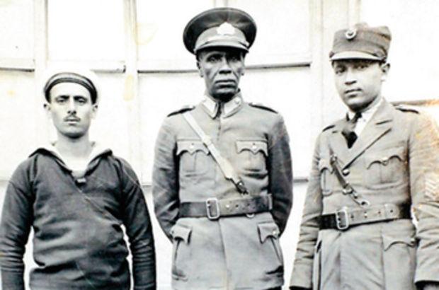İlk siyahi pilot bir Türk'tü