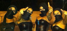 IŞİD militanı oldular!
