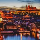 Masal şehri Prag