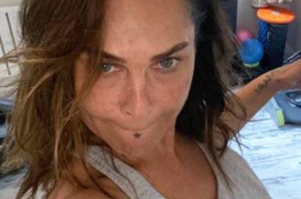 Tuba Büyüküstün makyajsız fotoğrafını yayınladı, sosyal medya yıkıldı!