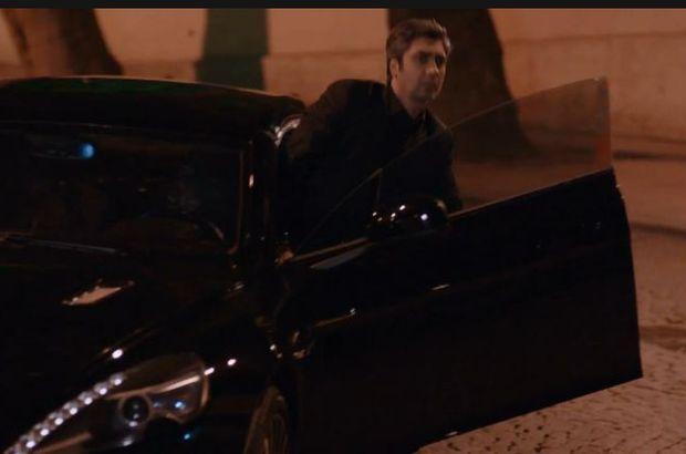Şaşmaz Bond'un arabasını pert etti!