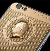 Putin'den iPhone resti!