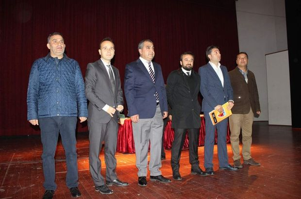 Kayserispor'da yeni başkan: Yücel Şahin