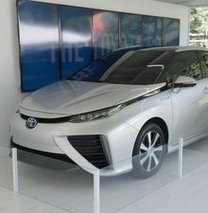 Hidrojenli otomobiller kervanına Toyota da katıldı