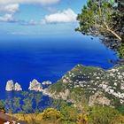 Gözde balayı adası Capri...