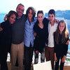 Monaco'da aile buluşması